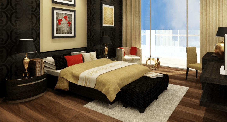 Bedroom, Sky Apartments - Medina Tower