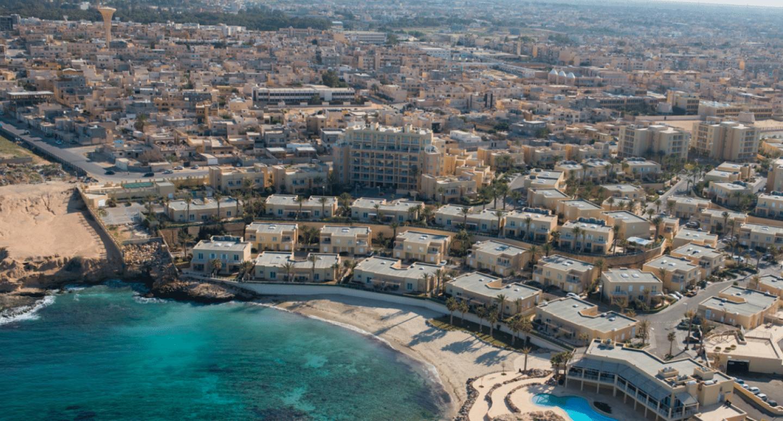 Palm City Residences - Janzour, Libya