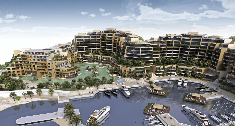 Palm Waterfront - Janzour, Libya