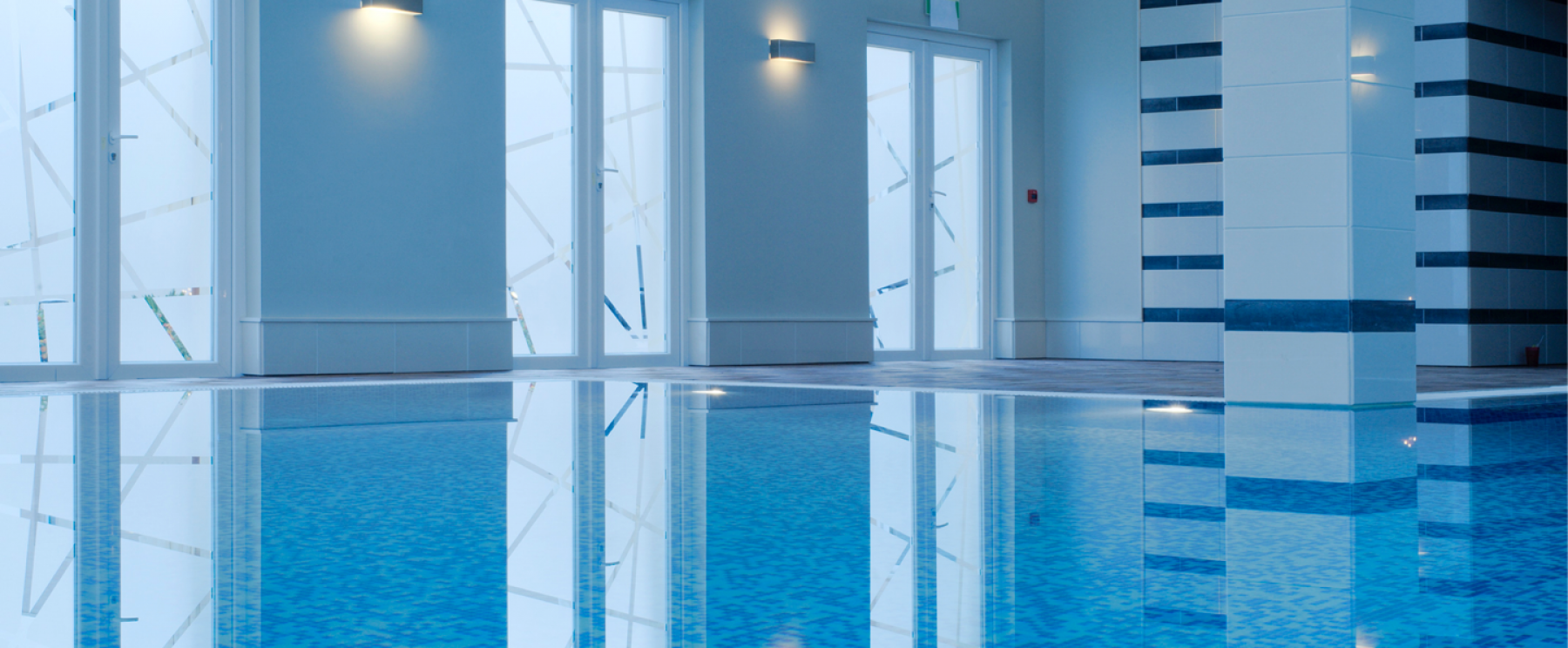 Indoor Pool - Palm City Residences
