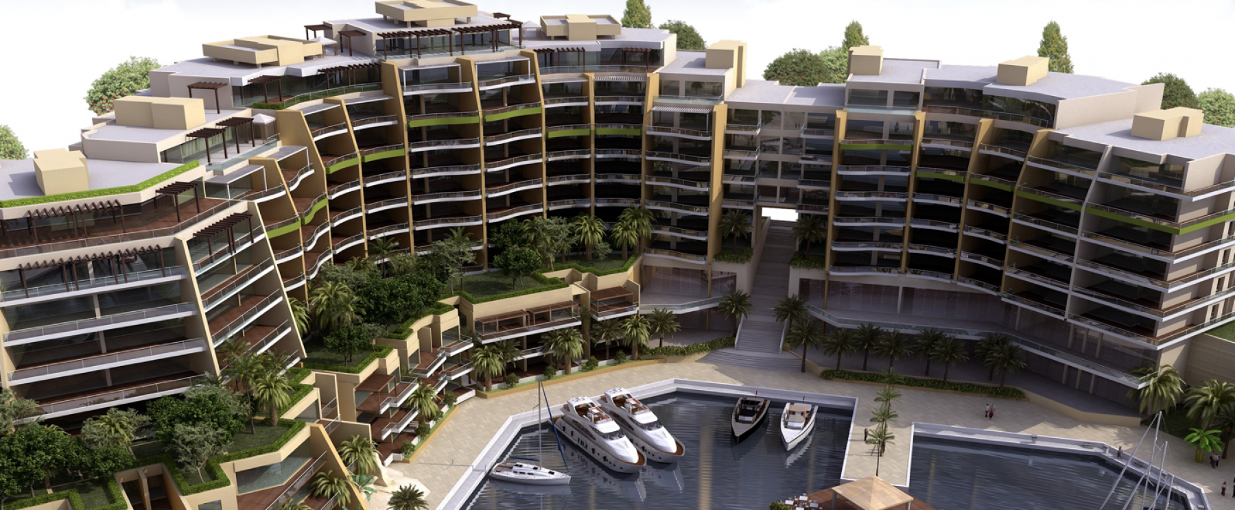 Apartments – Palm Waterfront